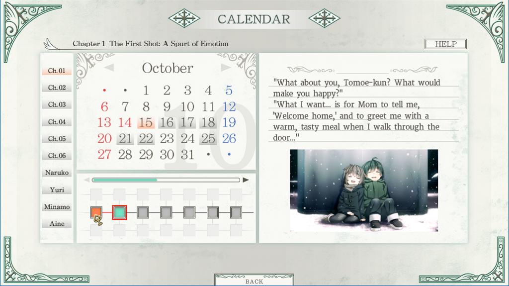 CalendarMode