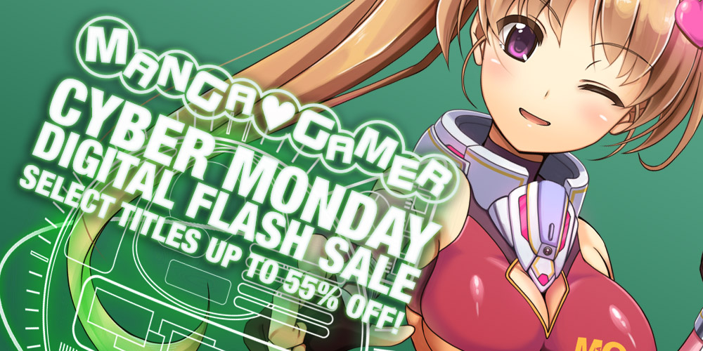 Cyber Monday Digital Flash Sale