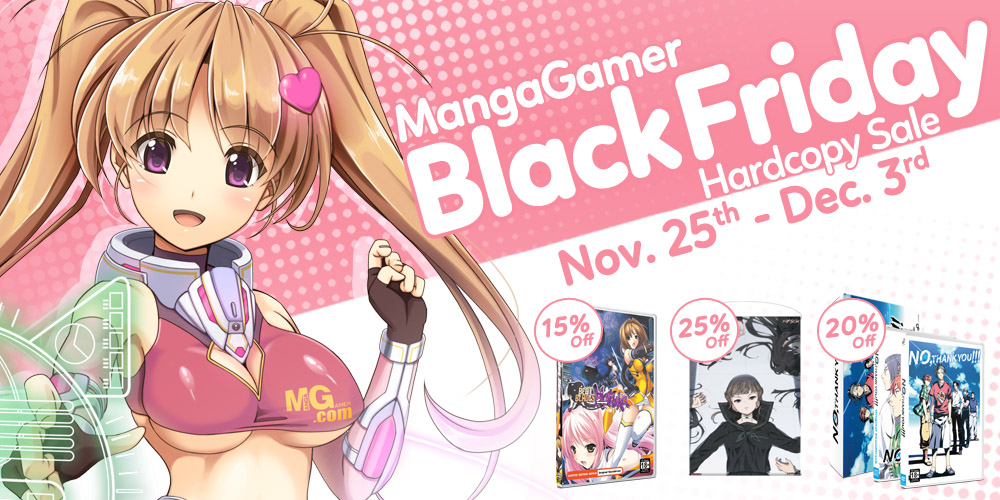 Black Friday Hardcopy Sale!