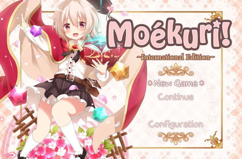 Moékuri now available for pre-order!