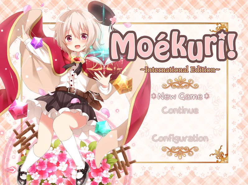 moekuri ~ international edition ~
