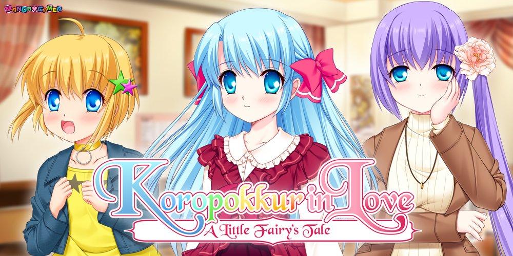 Koropokkur in Love ~A Little Fairy's Tale~ is Now Live on Kickstarter!