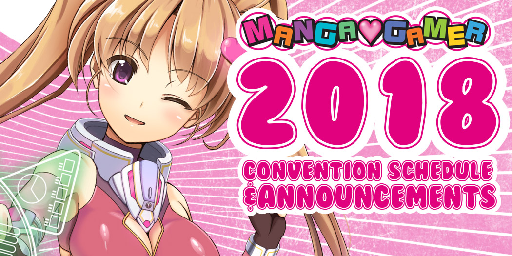 Anime Expo 2018 Announcements!