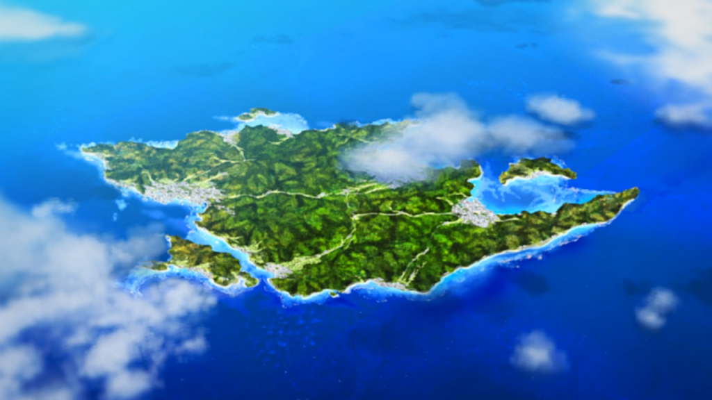 Kagami Island