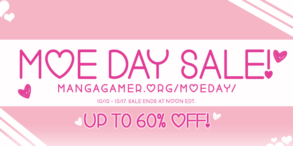 Moe Day Sale and Some New Additions to Steam!