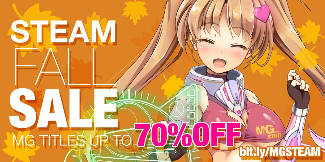 Steam Autumn Sale!