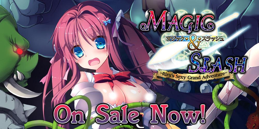 Magic & Slash — On Sale Now!