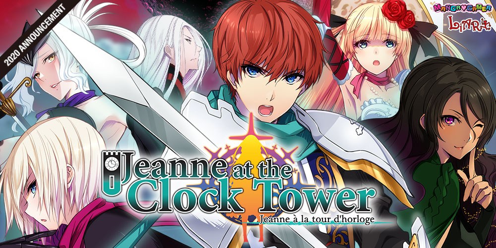 [License Announcement!] Jeanne at the Clock Tower