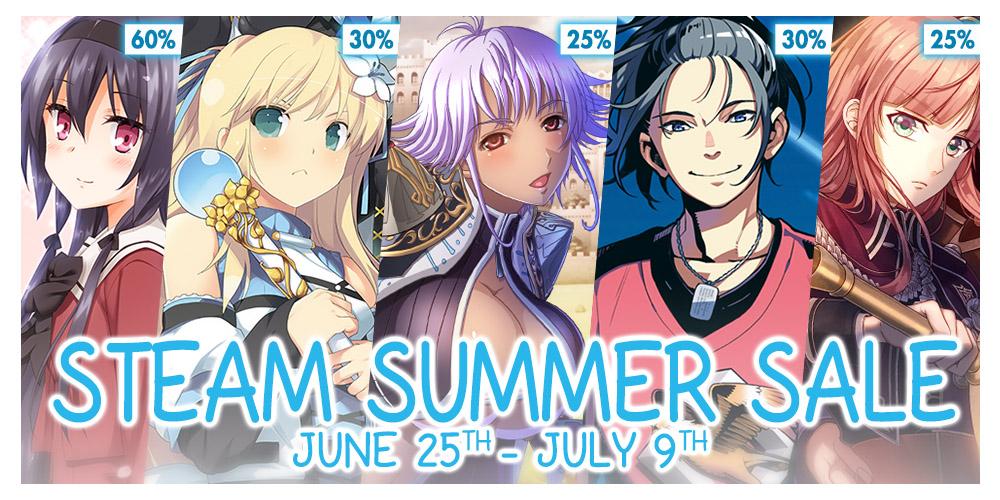 Steam Summer Sale!