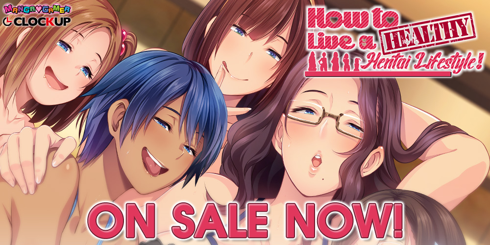 How to Live a Healthy Hentai Lifestyle — On Sale Now!